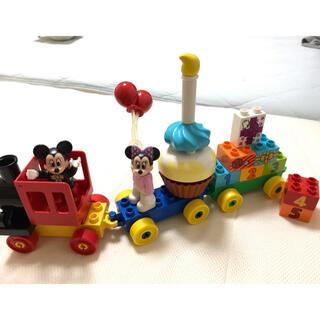 レゴ(Lego)の値下げ‼️Lego Duplo ミッキーとミニーのバースデーパレード(積み木/ブロック)