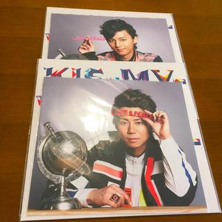 キスマイフットツー(Kis-My-Ft2)のKis-My-WORLD キスショ盤 アルバム CD 北山宏光 藤ヶ谷太輔(ポップス/ロック(邦楽))
