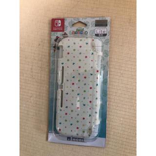 ニンテンドースイッチ(Nintendo Switch)のニンテンドースイッチカバー あつまれ どうぶつの森 (Switch Lite用)(ゲーム)