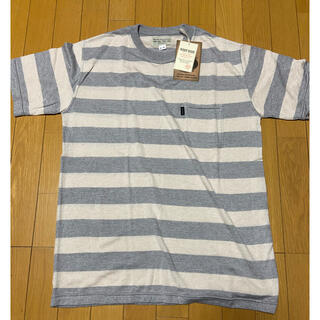 ウエストライド(WESTRIDE)のウエストライド ニットT ボーダー(Tシャツ(半袖/袖なし))