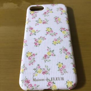 メゾンドフルール(Maison de FLEUR)のメゾンドフルール 携帯カバー(iPhoneケース)
