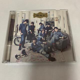 キスマイフットツー(Kis-My-Ft2)のKis-My-1st(DVD付)(ポップス/ロック(邦楽))