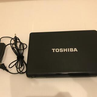 トウシバ(東芝)のCanyon様用 TOSHIBA dynabook Windows 10(ノートPC)