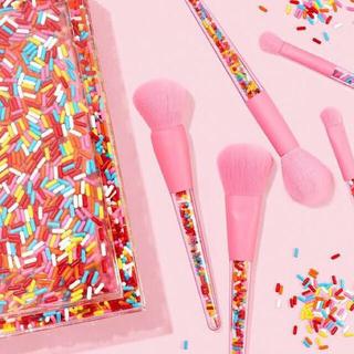 セフォラ(Sephora)の☆限定完売品☆sephora アイスクリームミュージアム ブラシセット(ブラシ・チップ)