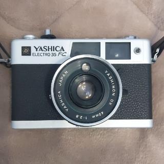キョウセラ(京セラ)のヤシカELECTRO35FC(フィルムカメラ)