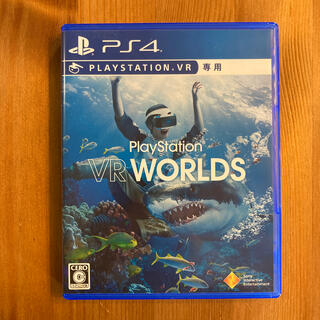 プレイステーションヴィーアール(PlayStation VR)のPlayStation VR WORLDS PS4(家庭用ゲーム機本体)
