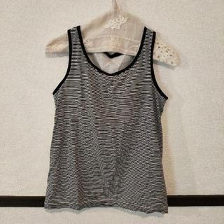 MUJI (無印良品) - ブラトップ付 タンクトップ Tシャツ