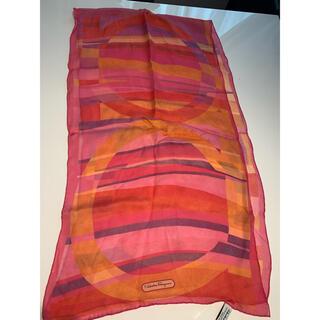 サルヴァトーレフェラガモ(Salvatore Ferragamo)の新品シルクスカーフ(バンダナ/スカーフ)
