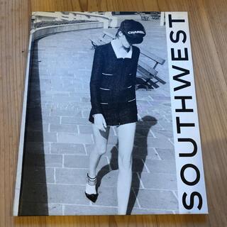 シャネル(CHANEL)のCHANEL カタログ 写真集 SOUTHWEST(アート/エンタメ)