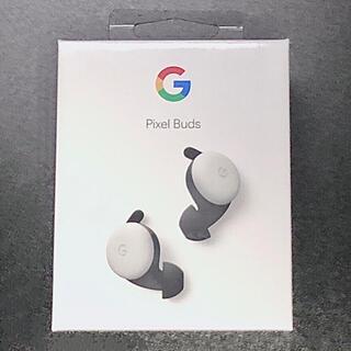 グーグル(Google)のGoogle Pixel Buds Clearly White(ヘッドフォン/イヤフォン)