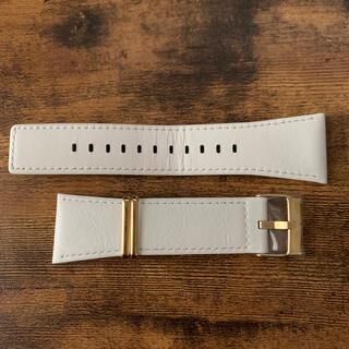 エプソン(EPSON)のホワイト スマートキャンバス スマキャンバンド バンド(腕時計)
