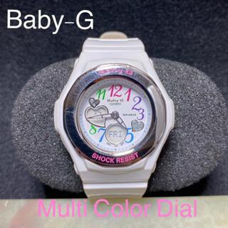 ベビージー(Baby-G)のBaby-G BGA-101 Multi Color Dial (腕時計)