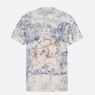Christian Dior - 極美品 DIOR Tシャツ Around The World