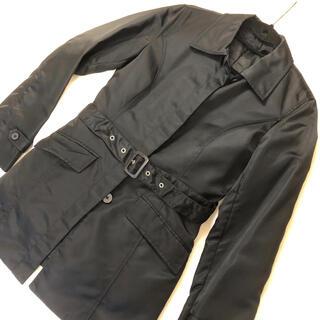 エムケークランプリュス(MK KLEIN+)のトレンチコート ジャケット MK KLEIN + スーツ フォーマル(トレンチコート)