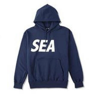 SEA - 2021年1月9日発売 即日発送 windandsea パーカー