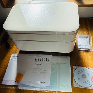 2017年購入 BIJOU ビジュー サキナ SAQINA 美顔器 DVD付(フェイスケア/美顔器)