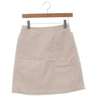プラステ(PLST)のPLST ひざ丈スカート レディース(ひざ丈スカート)