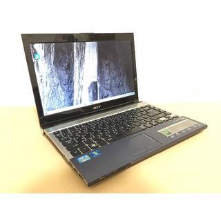 エイサー(Acer)のAcer spire 3830T(ノートPC)