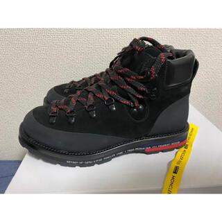 モンクレール(MONCLER)のMONCLER FRAGMENT モンクレール × フラグメント ブーツ(ブーツ)