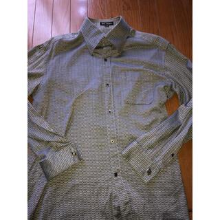 メンズティノラス(MEN'S TENORAS)のティノラス ジャガードハイネックカフス付きドレスシャツ(シャツ)