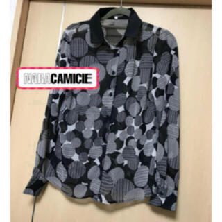 ナラカミーチェ(NARACAMICIE)の未使用♡ナラカミーチェ ブラウス シャツ ドラマSUITS採用ブランド(シャツ/ブラウス(長袖/七分))