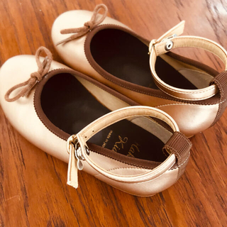 hakka kids - 幼児 フォーマル靴 15cm ブロンズ 8030円