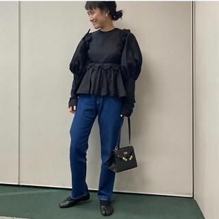 Drawer - 新品タグ付 セシリーバンセン パフスリーブブラウス定価71500円