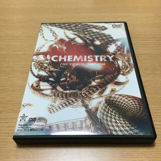 CHEMISTRY CHEMISTRY THE VIDEOS:2006-2008(ミュージック)