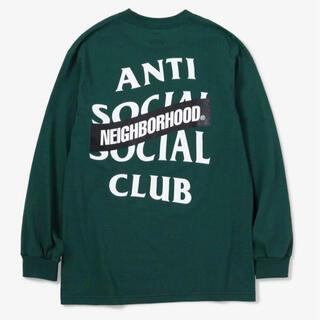 ネイバーフッド(NEIGHBORHOOD)のNEIGHBORHOOD ASSC-1 / C-TEE . LS -  M(Tシャツ/カットソー(七分/長袖))