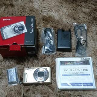 カシオ(CASIO)のCASIO EXILIM Hi−ZOOM EX-H10GD(USBケーブル無)(コンパクトデジタルカメラ)