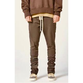 フィアオブゴッド(FEAR OF GOD)のFOG  ESSENTIALS drawstring trouser pants(その他)