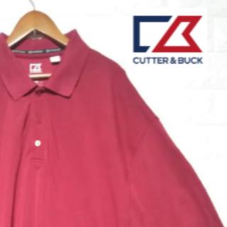 カッターアンドバック(CUTTER & BUCK)のカッター&バック オーバーサイズ ポロシャツ SS783(ポロシャツ)