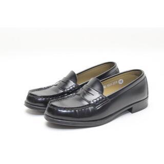 ハルタ(HARUTA)の73■HARUTA ARVIN コインローファー(22.5cmEE)美品 ハルタ(ローファー/革靴)
