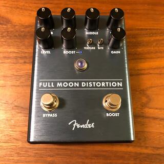 フェンダー(Fender)のFENDER FULL MOON DISTORTION(エフェクター)