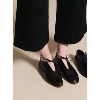 ロンハーマン(Ron Herman)のMARTINIANO マルティニアーノ ブーティ レースシューズ (ローファー/革靴)