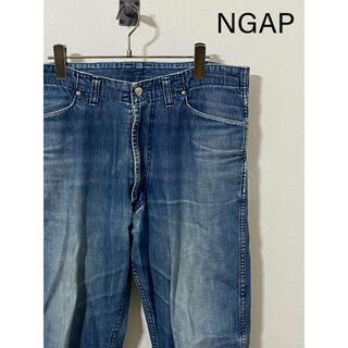 エヌジーエーピー(NGAP)のNGAP デニムパンツ(デニム/ジーンズ)