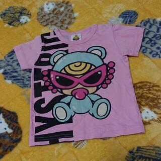 HYSTERIC MINI - テディ Tシャツ