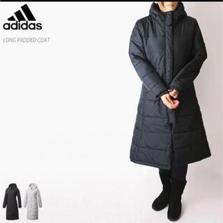 アディダス(adidas)のアディダス ロングコート ベンチコート(ロングコート)