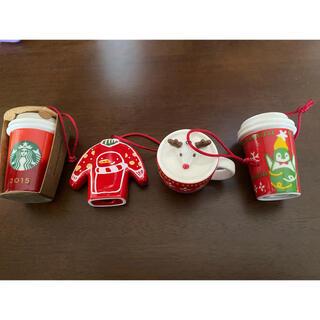 スターバックスコーヒー(Starbucks Coffee)のスターバックス ホリデーオーナメント(その他)