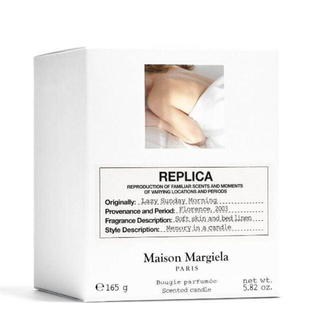Maison Martin Margiela(マルタンマルジェラ)のメゾン マルジェラ キャンドル レイジーサンデーモーニング 限定キャンドル コスメ/美容のリラクゼーション(キャンドル)の商品写真