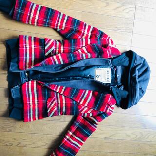 スパイラルガール(SPIRAL GIRL)のチェックジャケット SPIRALGIRL(テーラードジャケット)