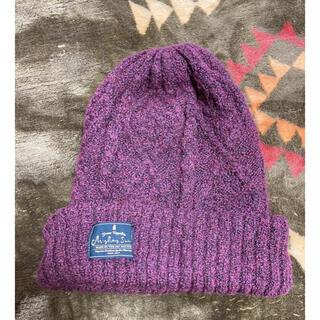 トゥモローランド(TOMORROWLAND)のニット帽 ニットキャップ♥(ニット帽/ビーニー)
