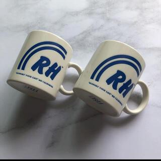 ロンハーマン(Ron Herman)のロンハーマン マグカップ RH(食器)