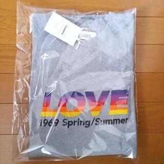 SUNSEA - 【即完】dairiku LOVE Vintage Long Sleeve Tee