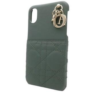 クリスチャンディオール(Christian Dior)のクリスチャンディオール iPhone X/XS ケース 40800063737(iPhoneケース)