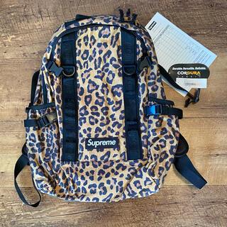 シュプリーム(Supreme)のSupreme Leopard Backpack リュック バッグ バックパック(リュック/バックパック)
