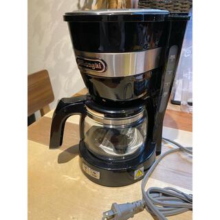 デロンギ(DeLonghi)のコーヒーメーカー(コーヒーメーカー)
