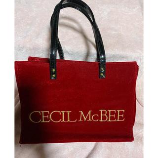 セシルマクビー(CECIL McBEE)のセシル バック(ハンドバッグ)