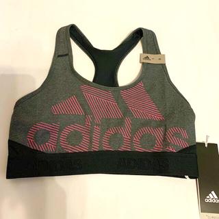 アディダス(adidas)の新品タグ付◆アディダス スポーツブラ L size FWP10(ブラ)
