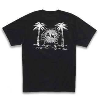 VANS - VANS  CAUGHT UP TEE Tシャツ ブラック Mサイズ 新品